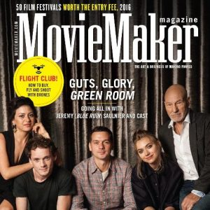 MovieMaker Magazine Spring 2016 cover